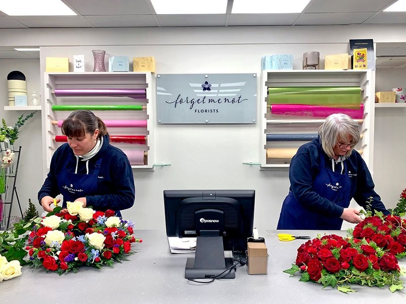 Forget Me Not Florists
