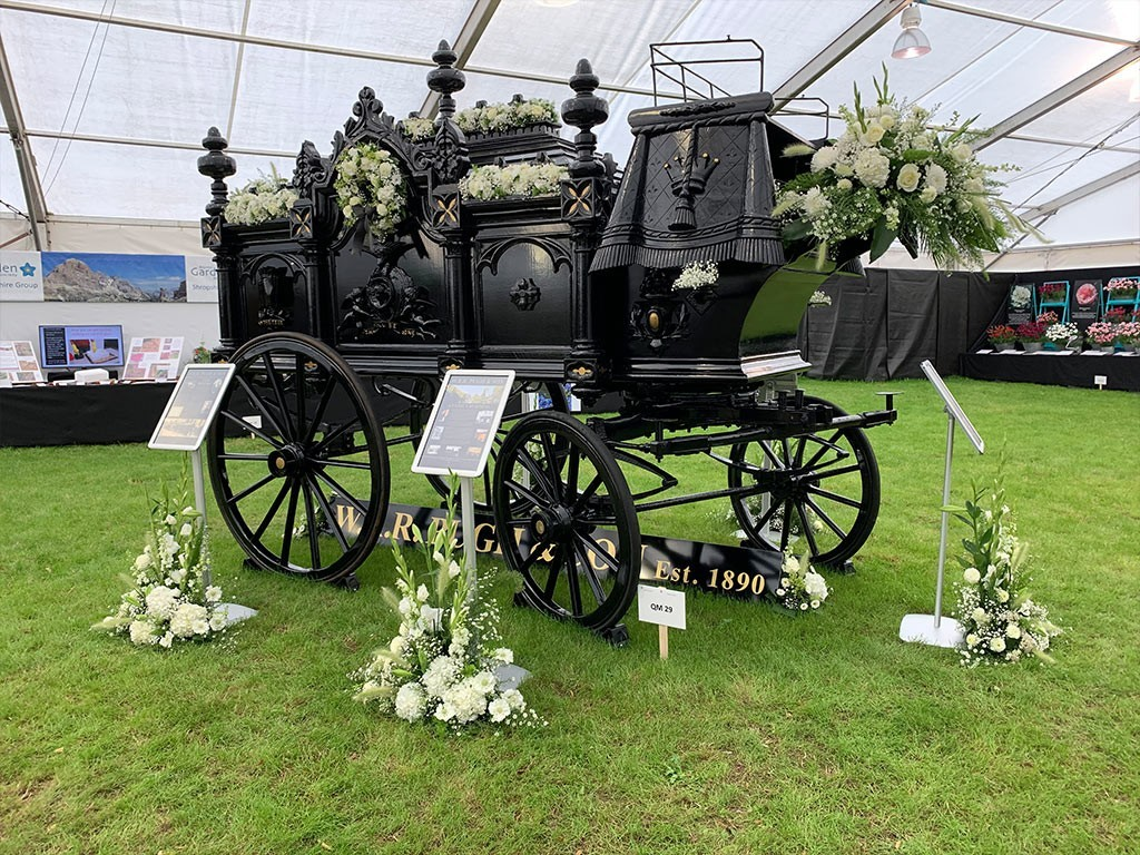 Shrewsbury Flower Show 9th and 10th August 2019